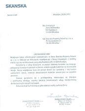 List SKANSKA Properyty