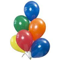5 balonów z helem