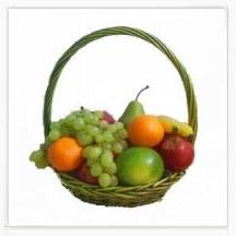 Kosz owocowy