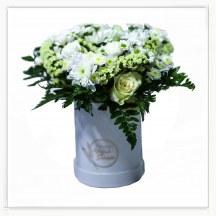 Różane serce