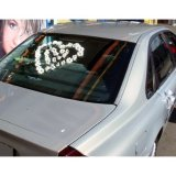 Ślubna dekoracja auta